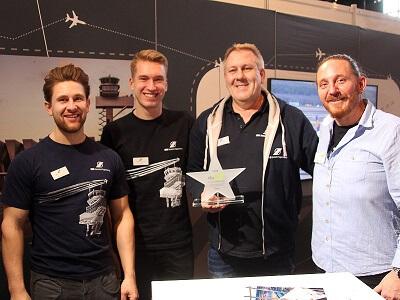 StuzubiStar Deutsche Flugsicherung Preisträger 2020 Studien- und Ausbildungsmesse Essen