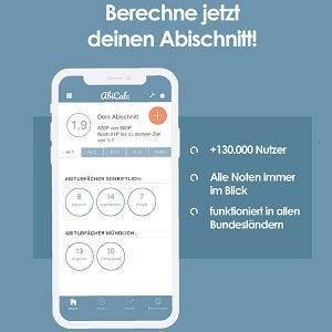 abicalc-App - Abidurchschnitt berechnen 1