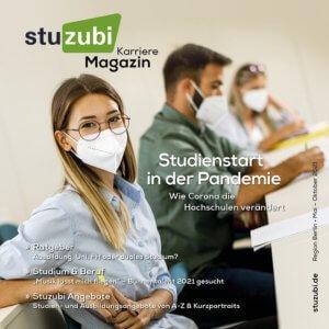 Magazin zur Stuzubi Schüler- und Ausbildungsmesse Berlin