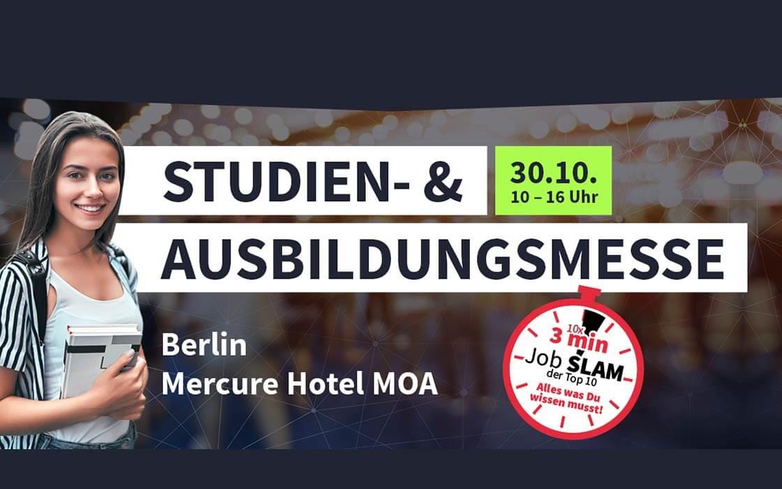 Stuzubi Ausbildungsmesse Berlin ©Stuzubi